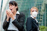Летом тоже можно заболеть простудой