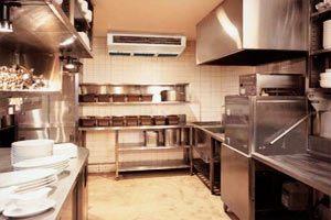 Охлаждение в кухне от Mitsubishi Electric