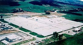 Завод Hyundai в Корее